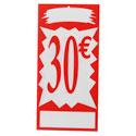 """Plaques alvéolaires """"30 euros"""""""