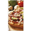 "Sticker adhésif ""pizza"""