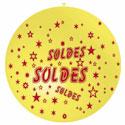 """Ballon """"Soldes"""""""