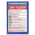 """Consignes générales """"B"""""""