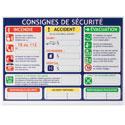 Consignes de sécurité générales