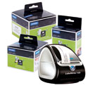 Imprimante LabelWriter 450 + 3 rouleaux d'étiquettes