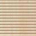 Panneaux rainurés Érable, entraxe 10 cm