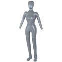 Mannequin femme gonflable