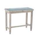Table en bois déco