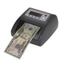 Détecteur et compteur de billets euro et dollar