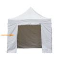 Rideau pour tente