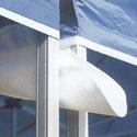Gouttière 520gr/m² pour tente