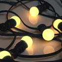 Guirlande extérieure 10 ampoules B22 LED