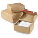 Boîte d'expédition postale