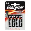 Piles alcalines LR06 AA Energizer power