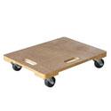 Plateau de transport en bois
