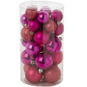 Assortiment boules de Noël