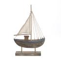 Décor voilier en bois