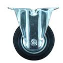Roulette roue à platine fixe sans frein