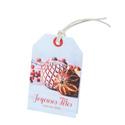"""Étiquettes cadeaux à fil """"Joyeuses Fêtes"""""""