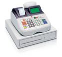 Caisse enregistreuse alphanumérique ECR 8200