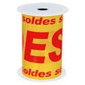 """Banderole """"Soldes"""""""
