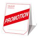 """Étiquettes à cheval """"Promotion"""""""