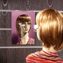 Plexi miroir