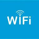 "Pictogramme adhésif ""Wifi"""