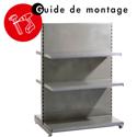 Guide de montage Gondolstore Pas 25 mm