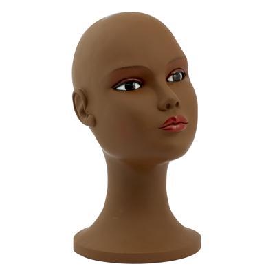Tête femme Afro