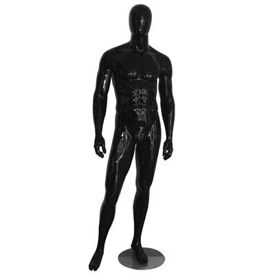 mannequin homme finition laqu e. Black Bedroom Furniture Sets. Home Design Ideas