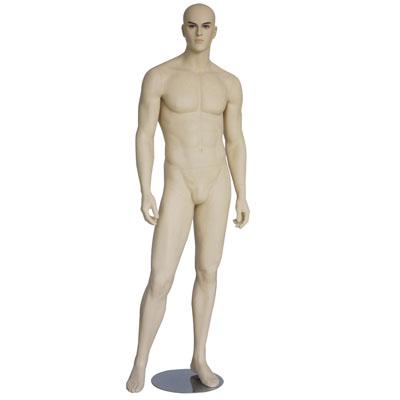 Mannequin homme, sans perruque