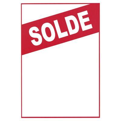 Étiquettes A4 Solde