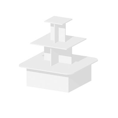 Podium 3 niveaux