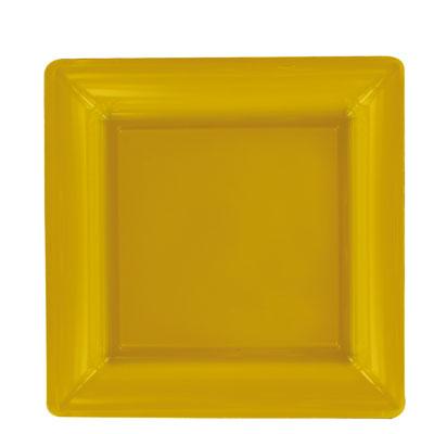 Assiettes carrées