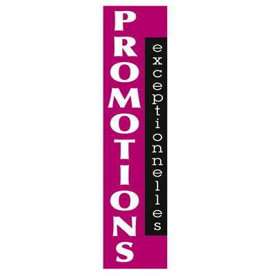 Affiche Promotions exceptionnelles