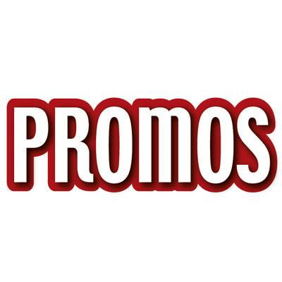Carton découpé Promos