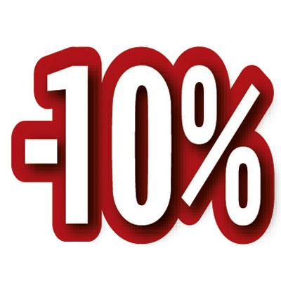 Carton découpé -10%