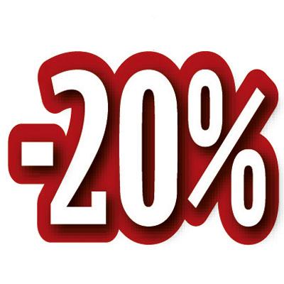 Carton découpé -20%