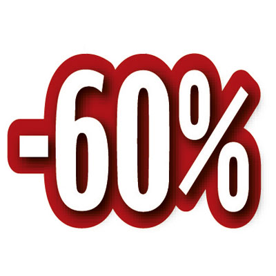 Carton découpé -60%