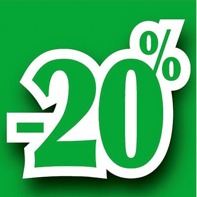 Affiche -20%