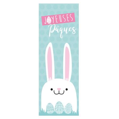 Affiche Joyeuses Pâques