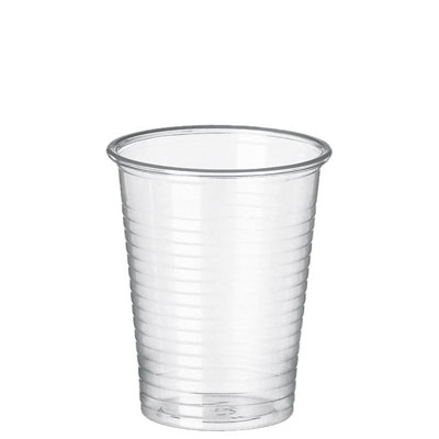 Gobelets en plastique souple