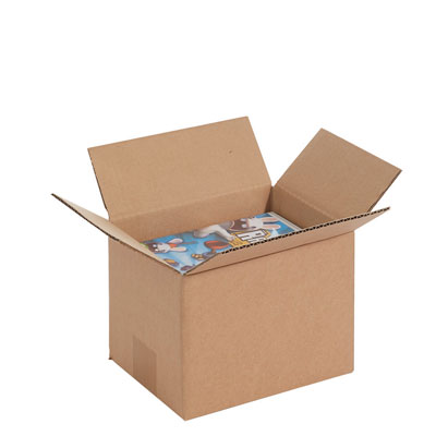 Boîtes DVD simple cannelure
