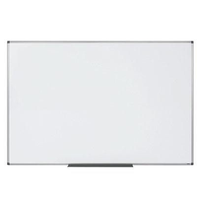 Tableau blanc émaillé magnétique et effaçable à sec