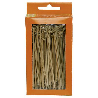 Piques décor Bambou torsadé