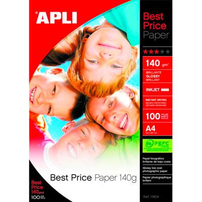 Papier photo Brillant 1 face