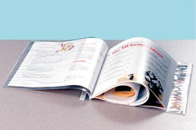 Pochettes pour catalogues