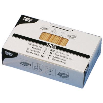 Cure dent en bois
