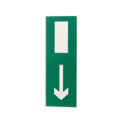 Plaque de signalisation Flèche