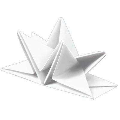 Noeud en papier origami facile youtube pliage de serviette pour noel etoile - Pliage serviette en etoile ...