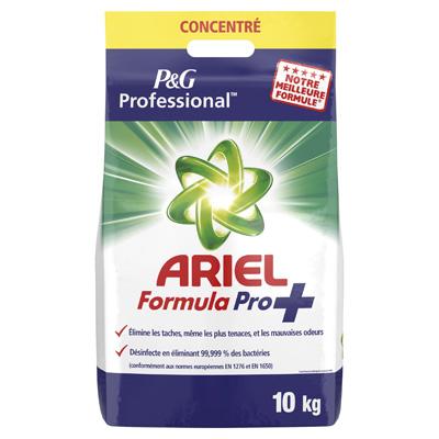Lessive Ariel professionnelle système