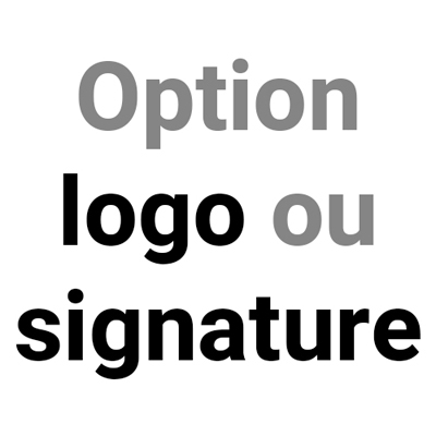 Option logo/signature